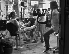 Man at Work (elbrozzie) Tags: nyc newyorkcity chinatown manhattan lowereastside manatwork