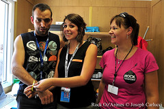Staff & Backstage Samedi 17.08.2013 /