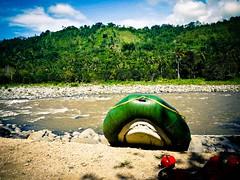 CDO (cha.mito) Tags: vacation nature water plane de boats lumix boat philippines rubber rafting cagayan whitewaterrafting oro cdo cagayandeoro gf2