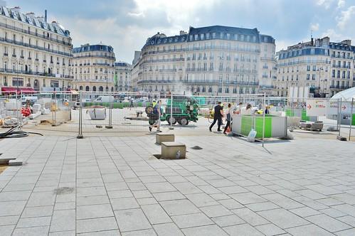 2013-08-28  Gare Saint-Lazare - Cour de Rome
