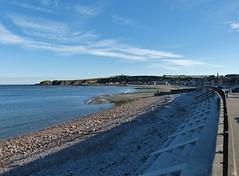 Stonehaven Beach (chdphd) Tags: aberdeenshire stonehaven kincardineshire