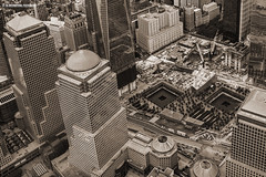 Just taking a moment to remember. . . (TIA International Photography) Tags: world new york 2001 city nyc home tia memorial day manhattan towers 911 twin ground landmark center september reflect tragedy marker resolution wtc lower remembrance trade zero rebuild tosin forget catastrophe resolve never arasi tiainternationalphotography