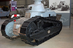 "Renault FT 17 (2) • <a style=""font-size:0.8em;"" href=""http://www.flickr.com/photos/81723459@N04/9946241763/"" target=""_blank"">View on Flickr</a>"