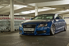 On the floor. (NeilllP) Tags: vw air low static audi dub vag stance