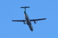 Aer Lingus Regional - EI-REM - ATR-72-500 Turbo-Prop (davidshrimpton60) Tags: aircraft aviation airplanes aerlingus atr72500 eirem aerlingusregional atr72500turboprop