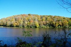 Trout Lake (greer82496) Tags: blue lake cone north ridge moses parkway carolina trout manor