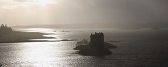 Castle Stalker, Loch Laich (Anita K Firth) Tags: castle water scotland argyll historic stalker loch clan appin bute laich