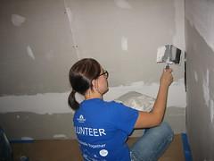 Drywall @ Roger A.'s House (Rebuild Joplin) Tags: farmers rogera rebuildjoplin solidrockcarpenters