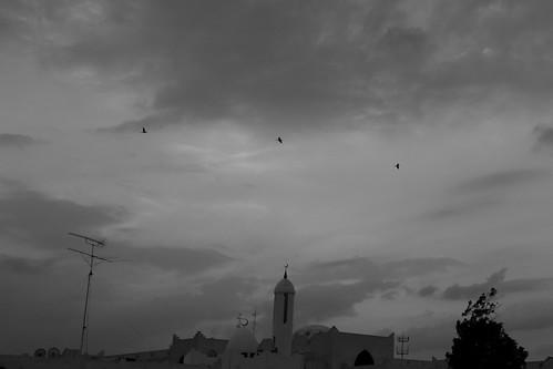 As the time pass by (B&W) ©  Still ePsiLoN