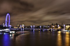 Waterloo Bridge View (MickZim) Tags: bridge westminster londoneye millennium waterloo