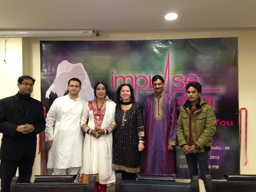 Impulse India Launch (11/19/13)