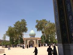 08 11 Shah-e-Cheragh Mausoleum Shiraz  - 31 (txikita69) Tags: persian persia shiraz irn parsi shahecheraghmausoleum republicofiran