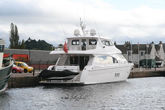 orca explorer (highland malt) Tags: scotland yacht explorer orca inverness