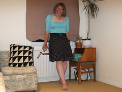 The Secretive Girl Next Door (rachel cole 121) Tags: tv cd tgirl tranny transvestite crossdresser