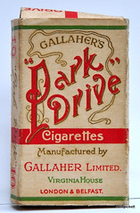 Pre War Park Drive... (colinfpickett) Tags: cigarette smoke smoking pack packet cigarettepackets