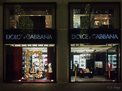 "Wien Vienna Wallnerstraße ""Dolce & Gabbana"" (Alexander Pangl) Tags: vienna wien olympus ep3 dolcegabbana wallnerstrase mzd1718"