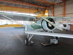 Aérodrome d'Écuvillens, Fairchild UC-61A Argus, 1943 (v8dub) Tags: plane schweiz switzerland airport suisse d flugzeug fairchild avion argus aéroport aérodrome écuvillens