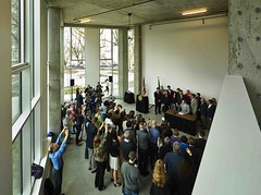 "Governor Inslee introduces climate solutions (See: http://www.flickr.com/photos/bullitt_center/ for usage information) • <a style=""font-size:0.8em;"" href=""http://www.flickr.com/photos/87145936@N05/11587849843/"" target=""_blank"">View on Flickr</a>"