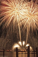 Venezia (Andrea Cagnin) Tags: city venice light italy night canon italia fireworks newyear venezia capodanno sanmarco città cityview fuochidartificio 2014 veneto fuochi artificio