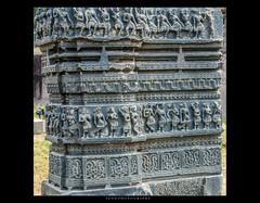 Fort5 (ThumNuve) Tags: sunset india lake birds clouds sunrise temple fort 700 dynasty southindia quila warangal kakatiya telangana bhadrakali kakatiyadynasty hanamkonda rudramadevi prataparudra