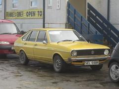1977 volkswagen passat. (RUSTDREAMER.) Tags: volkswagen cornwall 1977 passat rustdreamer