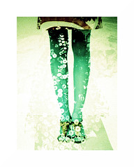 yOuKfOu - Revue AutoReflex Half Frame - Double Exposure - Expired Cross Process ... (Frdric Buchet) Tags: buchet frdric youkfou antoncorbijn konica auto reflex half frame 24x36 18x24 double exposure cross process expired film perished dia lomo lomography