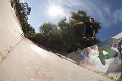 Jake. (Charlie_Nunez) Tags: digital nikon skateboarding flash dude skate skateboard bro d200 strobe skateboardphotography yongnuo