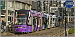 P1500081 Croydon 25.01.14.AdvertTram 2554...