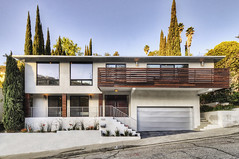 04 Front Exterior (Nick  Carlson) Tags: california architecture real losangeles estate hollywood nickcarlson truelifeimages