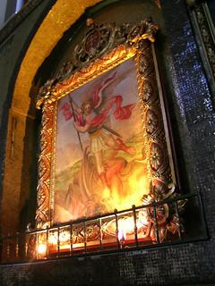 Baños - Saint Michael the Archangel