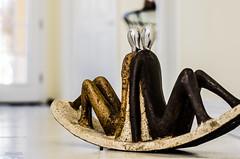 Always Together! (BGDL) Tags: sculpture togetherness florida hallway weeklytheme niftyfifty lakewoodranch nikond7000 bgdl lightroom5 nikkor50mm118g flickrlounge