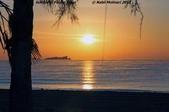 Paysage du Var 09-12-2013 (Nabil Molinari Photography) Tags: sunrise fréjus plage var