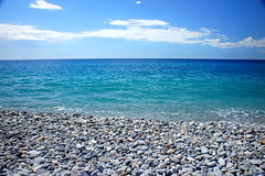 Nice Beach Sea