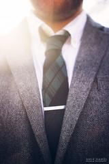Real sharp (Amir Hamdi) Tags: field fashion shirt canon lens photography eos design tie m sharp clip business amir fancy shallow blazer depth tweed menswear f20 22mm hamdi