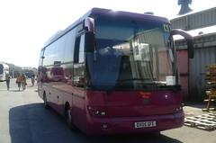 DX05 GFE (Woolfie Hills) Tags: swansea coach merlin briggs tours bmc gfe probus dx05