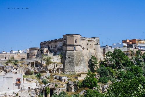 italy 35mm canon eos italia 7d castello puglia f28 sud... (Photo: iLouis81 on Flickr)