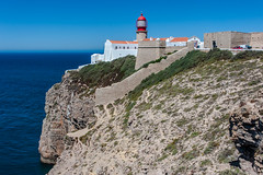 Cabo de So Vicente (Gnter Glasauer) Tags: portugal algarve leuchtturm felsen odiaxere cabodesovicente