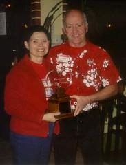2005 Corazón de San Diego Recipients Sharon & Larry Bay