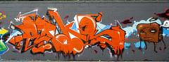 06102014 02 (Anarchivist Digital Photography) Tags: eaks denvermuralsgraffiti owlandorchidtattoo easttowestconnect