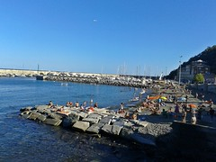 Arenzano, spiaggia (AlessiBoom) Tags: arenzano liguria