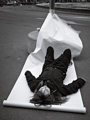 The protest (Per sterlund) Tags: street streetphotography streetphoto protest gatufoto bnw stockholm sweden sverige schweden 2016 strasenfotografie fotografiadistrada fotografadecalle monochrome people streetlife panasonic