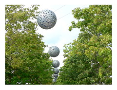 Olympic Balls (Chevblue) Tags: londonstadium westham stratford eastlondon london stadium queenelizabeth