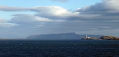 Eigg and Ardnamurchan (Mrs Butterbur) Tags: scotland westernisles outerhebrides gb uk lighthouse sea eigg island headland
