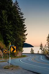 Sea to Sky Highway Curves (Paul T. Marsh/PositivePaul) Tags: paulmarshphotography paultmarsh lightroom5 whistler britishcolumbia vacation canada 2016 canon5d wwwpaulmphotographycom canonlglass
