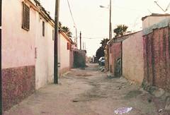 Slum (samyderni) Tags: autoreflex konica t2 18 hexanon casablanca slum shanty town city poor poverty street shoot maroc morocco memories old analog fuji fujifilm superia 200 24 film lomo 52mm color