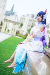 cosplay (FoxSchumacher) Tags: cosplay cos portrait people kex umi lovelive  canon 1dmarkiv ef50mmf14usm girl china kunming