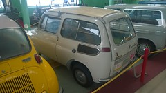 Subaru 360 Custom (mncarspotter) Tags: uminonakamichi car museum classic cars japan classiccarmuseum  nostalgiccarmuseum