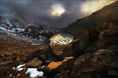 Golden Lake (martin_w26) Tags: tirol lake see mountains berge alpen alps