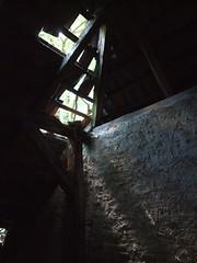 DSCF3178 (GW (DGFishing on FB)) Tags: forgotten walls urban exploration crushed time