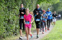 Hallwilerseelauf: Halbmarathon fuer Gross und Klein